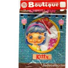 Coleccionismo Recortables: KITTY. SERIE BOUTIQUE. SALDAÑA. Lote 136867962