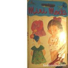 Coleccionismo Recortables: RECORTABLE SERIE MINI MODA. EDICIONES CON-BEL. Lote 137394350