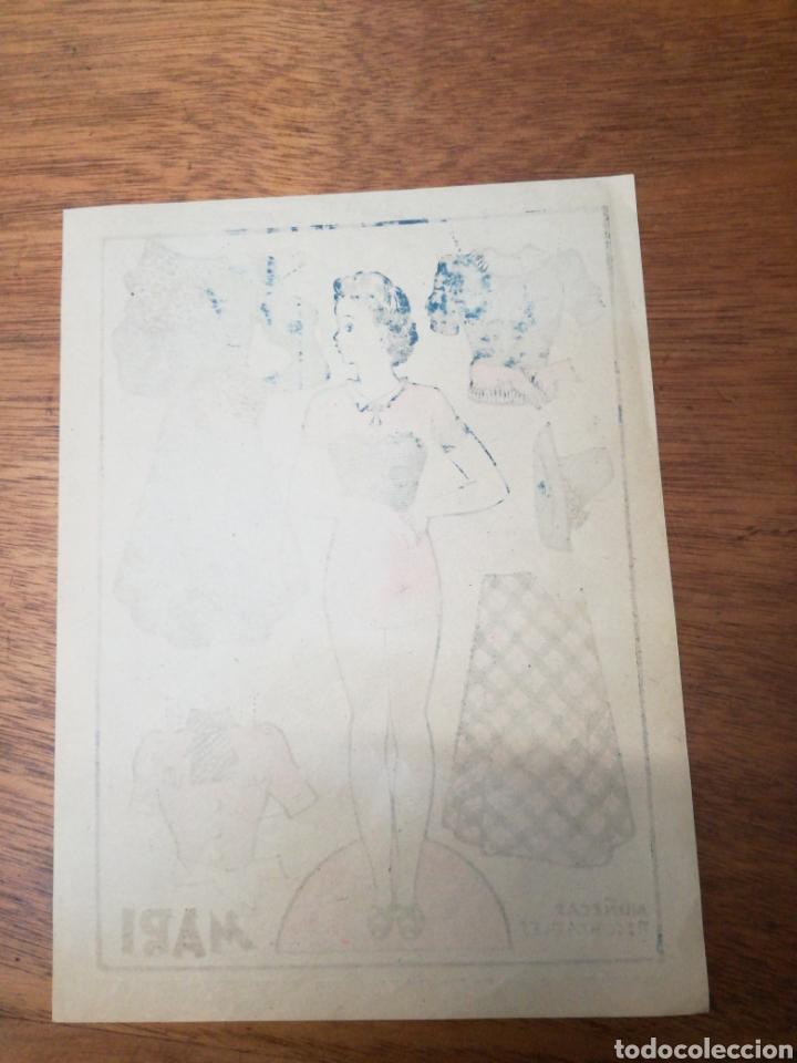 Coleccionismo Recortables: MUÑECA RECORTABLES - Foto 2 - 140089288