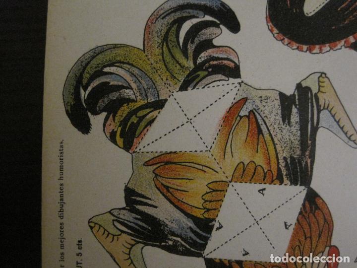 Coleccionismo Recortables: MUÑECA RECORTABLE ANTIGUA- MARIQUITA Y SUS GALLINAS - Nº 64 - ED·SUC·HERNANDO -VER FOTOS- (V-15.300) - Foto 6 - 140911398