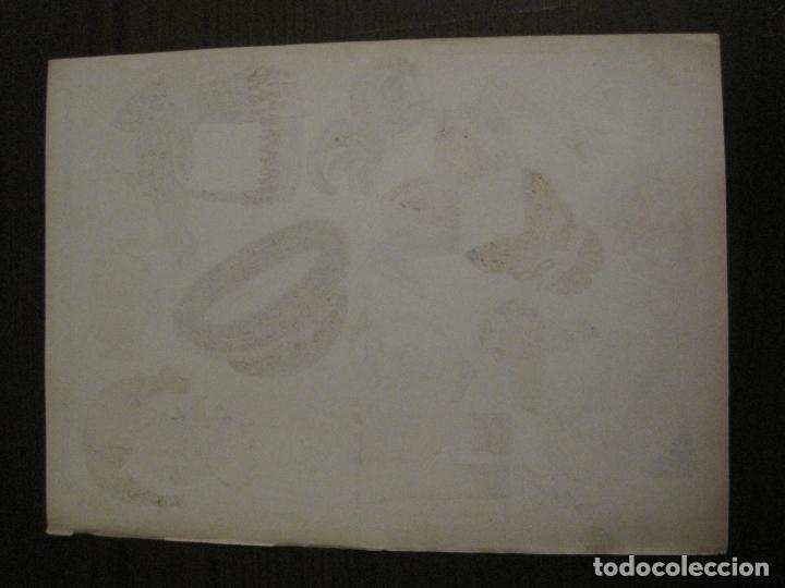 Coleccionismo Recortables: MUÑECA RECORTABLE ANTIGUA- MARIQUITA Y SUS GALLINAS - Nº 64 - ED·SUC·HERNANDO -VER FOTOS- (V-15.300) - Foto 10 - 140911398