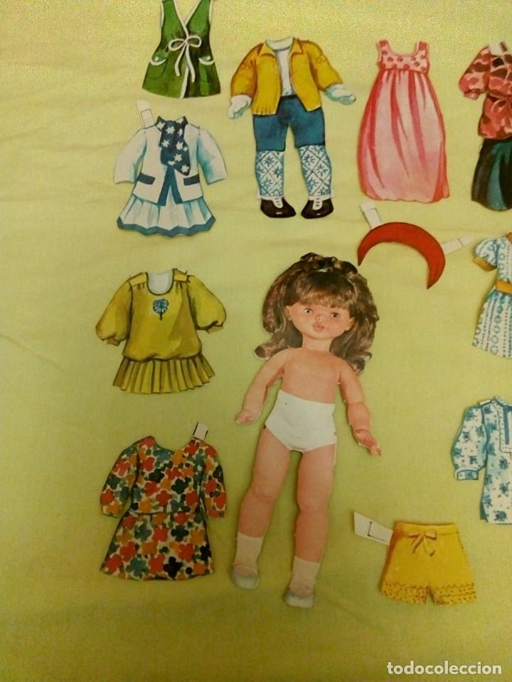 Coleccionismo Recortables: Recortables famosa,Corisa - Foto 2 - 141341446