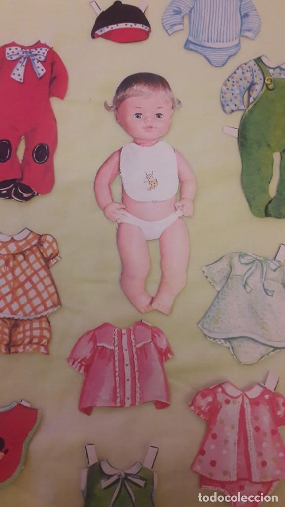 RECORTABLES FAMOSA PANSY (Coleccionismo - Recortables - Muñecas)