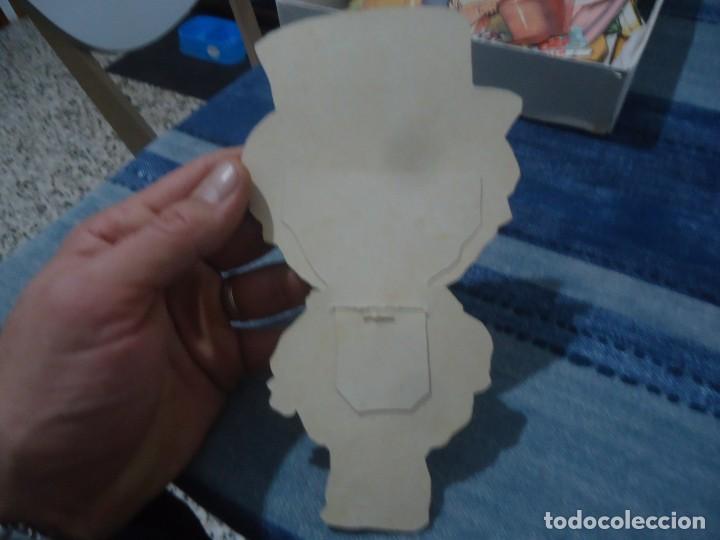 Coleccionismo Recortables: antiguo recortable juguete de papel con movimiento años 30-40 - Foto 2 - 141824362
