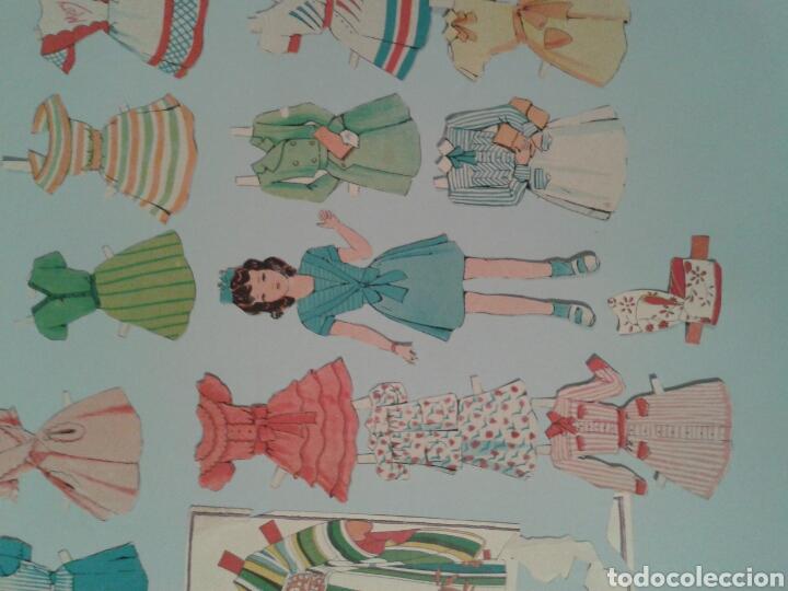 Coleccionismo Recortables: Diferentes recortables para niñas. Mediados siglo XX. - Foto 2 - 145530529