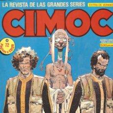 Coleccionismo Recortables: COMIC CIMOC EXTRA DE VERANO, FANTASÍA NORMA COMICS PARA ADULTOS. 1981 NºS 28, 29 Y 30. Lote 146475718
