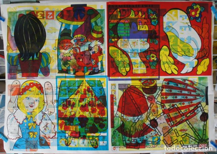 Coleccionismo Recortables: Prueba/error impresión de recortables de cuentos. Blanca Nieves, Cenicienta, Patito Feo, Caperucita - Foto 6 - 146704606