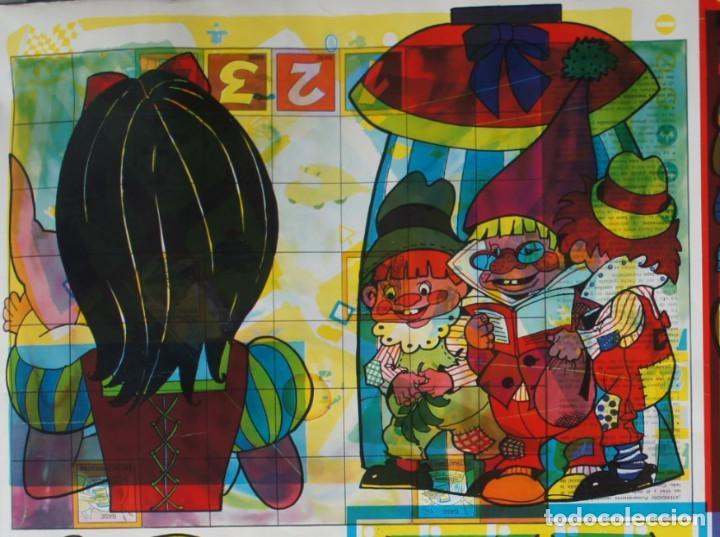 Coleccionismo Recortables: Prueba/error impresión de recortables de cuentos. Blanca Nieves, Cenicienta, Patito Feo, Caperucita - Foto 7 - 146704606