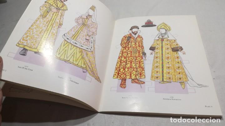 Coleccionismo Recortables: RUSSIAN IMPERIAL COSTUME PAPER DOLLS - MUÑECAS PAPEL IMPERIAL RUSO - Foto 5 - 153193462