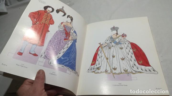 Coleccionismo Recortables: RUSSIAN IMPERIAL COSTUME PAPER DOLLS - MUÑECAS PAPEL IMPERIAL RUSO - Foto 7 - 153193462