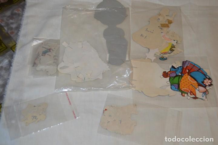 Coleccionismo Recortables: Lotazo de cromos recortables antiguos, muy variados - Cientos de recortables, mira fotos y detalles - Foto 5 - 166191002