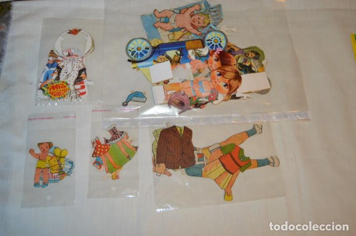Coleccionismo Recortables: Lotazo de cromos recortables antiguos, muy variados - Cientos de recortables, mira fotos y detalles - Foto 10 - 166191002