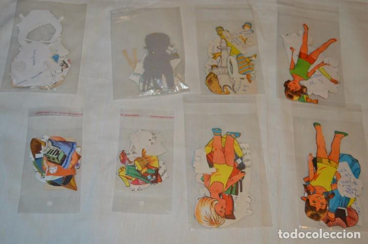 Coleccionismo Recortables: Lotazo de cromos recortables antiguos, muy variados - Cientos de recortables, mira fotos y detalles - Foto 15 - 166191002