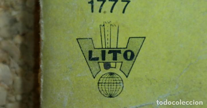 Coleccionismo Recortables: Gran muñeco colegial, Lito Barcelona, vestidos/trajes recortables troquelado - Foto 3 - 167490356