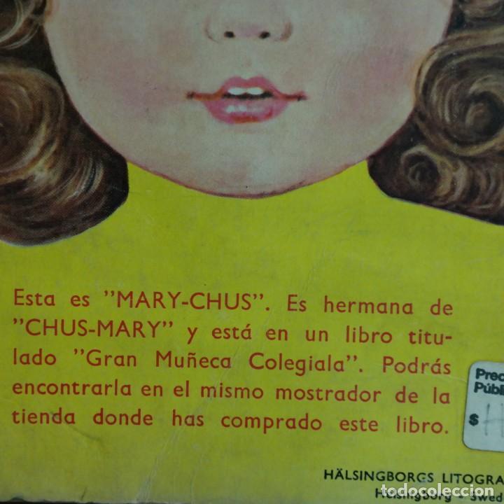 Coleccionismo Recortables: Gran muñeco colegial, Lito Barcelona, vestidos/trajes recortables troquelado - Foto 15 - 167490356