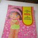 Coleccionismo Recortables: CUENTOS FHER- LOS VESTIDOS DE ROSITA, LA PEQUEÑA MEXICANA, Nº. 2.- MIDE 33.5 X 24 CM.- 4 HOJAS. Lote 168464636