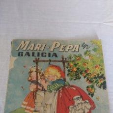 Coleccionismo Recortables: CUENTO RECORTABLE MARIPEPA EN GALICIA. Lote 172696917