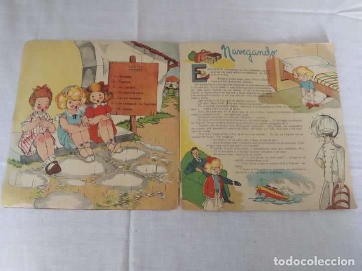 Coleccionismo Recortables: Cuento recortable Maripepa en Galicia - Foto 2 - 172696917