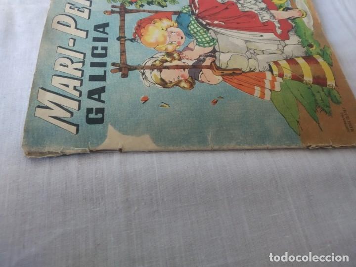 Coleccionismo Recortables: Cuento recortable Maripepa en Galicia - Foto 4 - 172696917