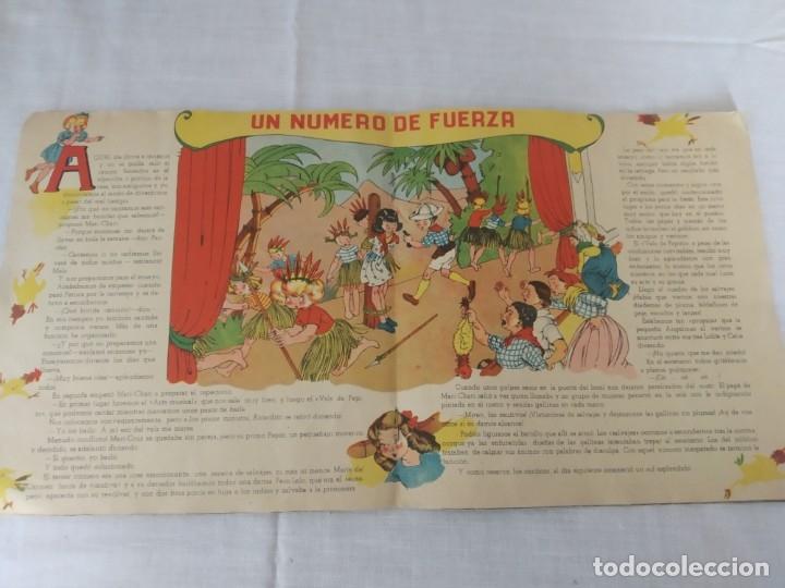 Coleccionismo Recortables: Cuento recortable Maripepa en Galicia - Foto 10 - 172696917