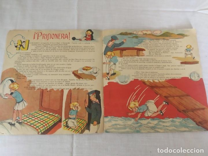 Coleccionismo Recortables: Cuento recortable Maripepa en Galicia - Foto 13 - 172696917