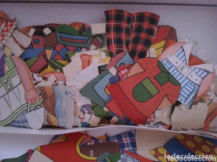Coleccionismo Recortables: Recortables lote - Foto 5 - 174198732