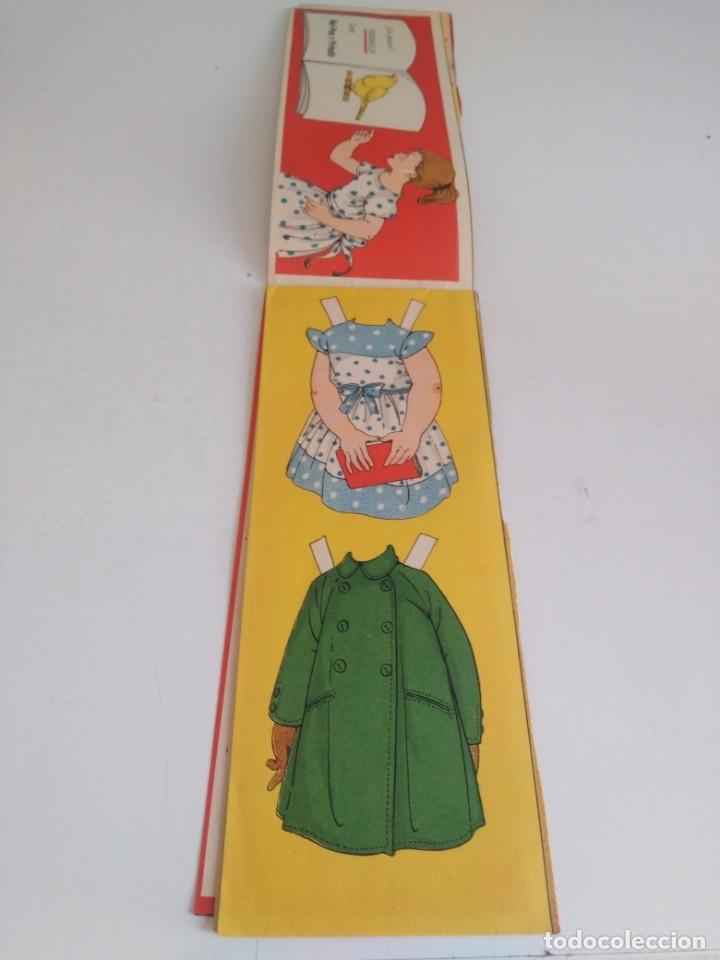 Coleccionismo Recortables: Recortable de muñecas Mari Pepa - Foto 2 - 174495433