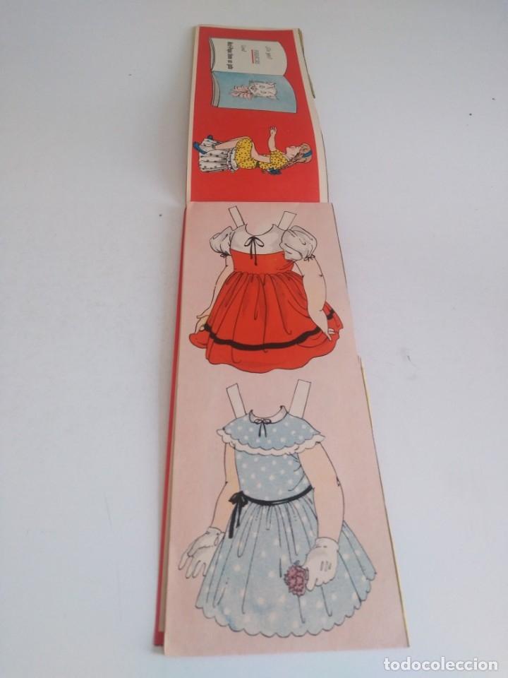 Coleccionismo Recortables: Recortable de muñecas Mari Pepa - Foto 3 - 174495433