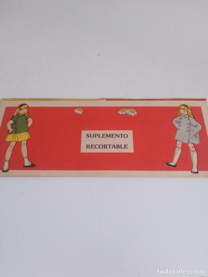 Coleccionismo Recortables: Recortable de muñecas Mari Pepa - Foto 6 - 174495433