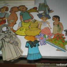 Coleccionismo Recortables: RECORTABLES ANTIGUOS. Lote 175445608