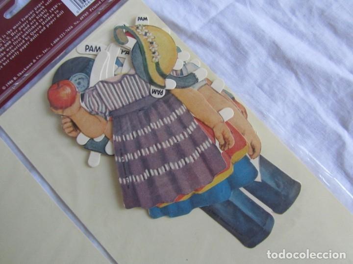 Coleccionismo Recortables: 4 recortables muñecas con vestidos Queen Holden 1986 Sin uso - Foto 14 - 175716148