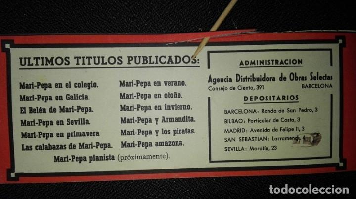 Coleccionismo Recortables: CR047 - SUPLEMENTO RECORTABLE MARI-PEPA AMAZONA Nº29 - MARIA CLARET - Foto 3 - 176129793