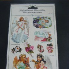 Coleccionismo Recortables: RECORTABLE TROQUELADO Nº-8007. Lote 180202528