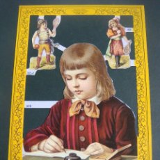 Coleccionismo Recortables: RECORTABLE TROQUELADO Nº-A-66. Lote 180202953