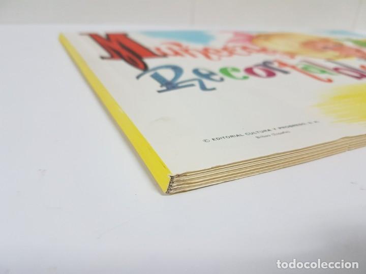 Coleccionismo Recortables: LIBRETA 50 LAMINAS MUÑECAS RECORTABLES / TAMAÑO GIGANTE 43 x 28 CMS./ ORIGINAL 1971 / NUEVO!!! - Foto 6 - 181152865