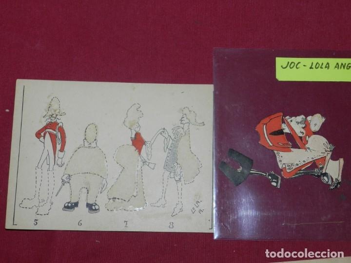 Coleccionismo Recortables: (M) RECORTABLE DE LA LOLA ANGLADA - EL VESTUARI D'EN PATUFET, COMPLETO Y MUY DIFICIL - Foto 5 - 181467557