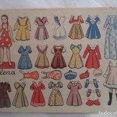 Coleccionismo Recortables: ELENA OBSEQUIO DE FLORITA. Lote 183675591