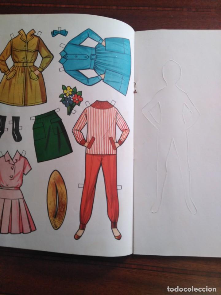 Coleccionismo Recortables: Marisol y sus vestidos librito de muñecas recortables - Foto 2 - 183682852