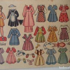 Coleccionismo Recortables: MARIA OBSEQUIO DE FLORITA. Lote 184001825
