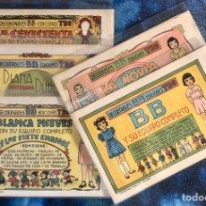 Coleccionismo Recortables: RECORTABLES TBO.. Lote 193705776
