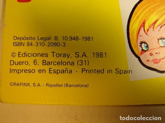 Coleccionismo Recortables: MARÍA JOSÉ Nº 5 DE LA COLECCIÓN DE MUÑECAS ALEGRES RECORTABLES DE MARÍA PASCUAL - EDICIÓN 1981 - Foto 2 - 195152386