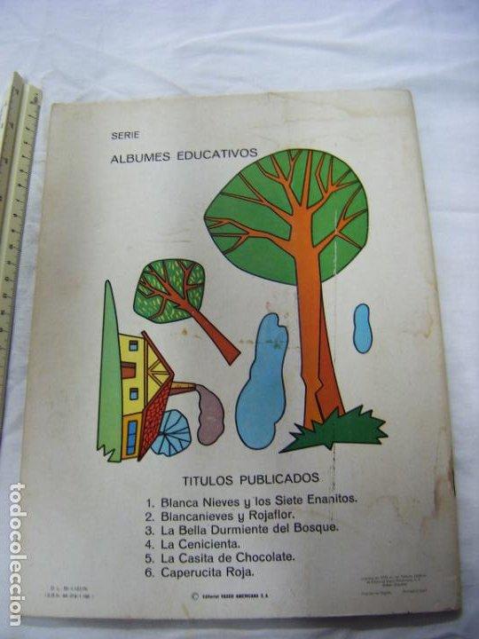 Coleccionismo Recortables: JML CUADERNO RECORTABLES ALBUMES EDUCATIVOS EVA Nº 3 VASCO AMERICANA 1975 BILBAO VER FOTOS. - Foto 5 - 199122828