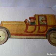 Coleccionismo Recortables: MAGNIFICOS DOS TROQUELADOS ANTIGUOS. Lote 209081790