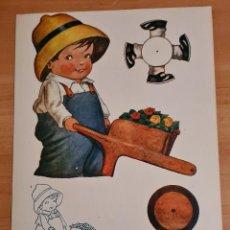 Coleccionismo Recortables: RAMON SOPENA. ORIGINAL. 28 X 20 CM. Lote 213507513