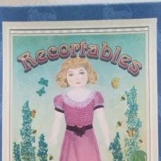 Coleccionismo Recortables: BONITO JUEGO RECORTABLE COLECIONABLE. Lote 214378740