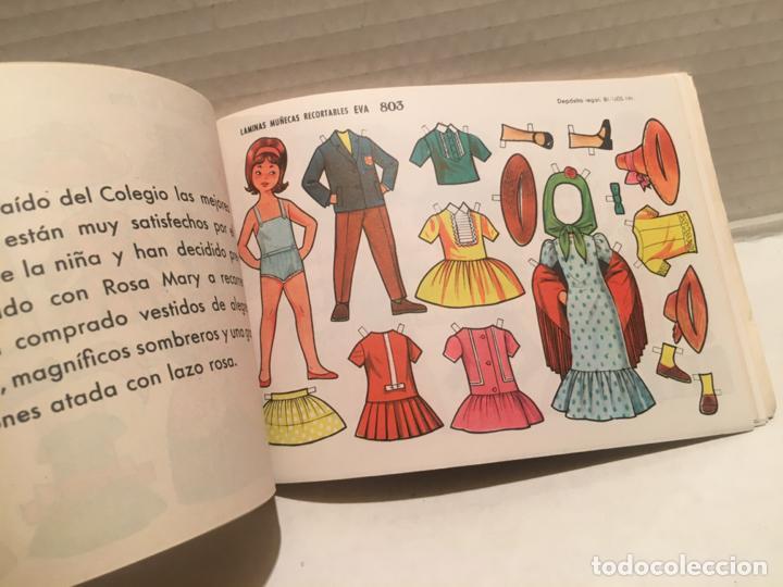 Coleccionismo Recortables: BLOCK RECORTABLES MUÑECAS 50 LAMINAS AÑO 1962 - Foto 2 - 221515905