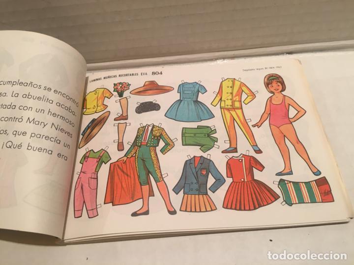 Coleccionismo Recortables: BLOCK RECORTABLES MUÑECAS 50 LAMINAS AÑO 1962 - Foto 3 - 221515905