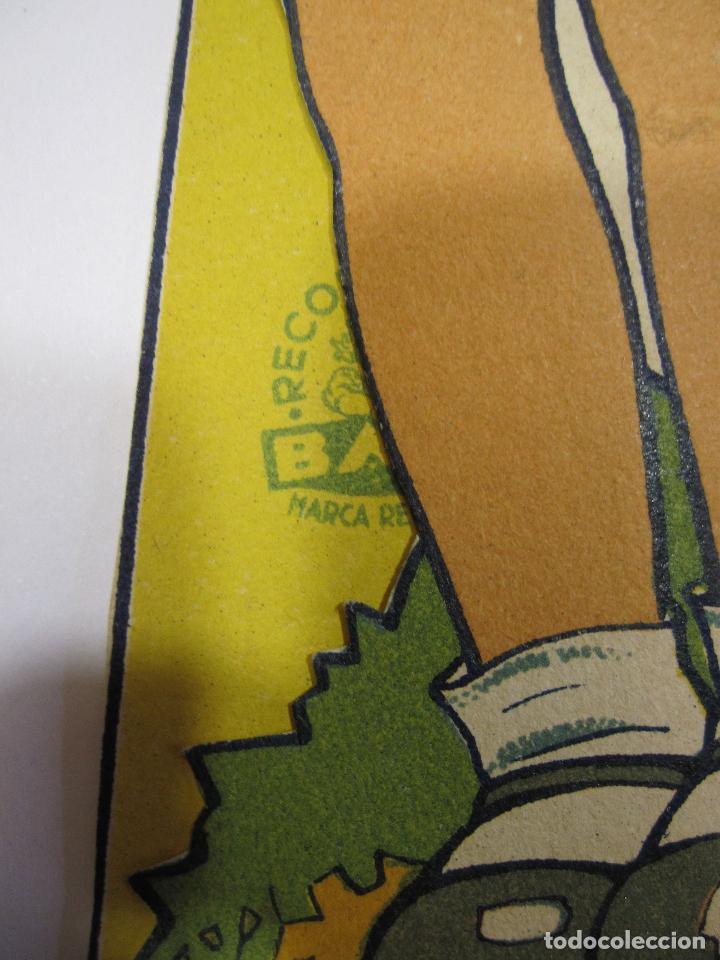 Coleccionismo Recortables: IMPORTANTE Y ANTIGUA COLECCIÓN DE MUÑECAS / MUÑECOS RECORTABLES. VESTIDOS. COMPLEMENTOS. VER FOTOS - Foto 60 - 228420055