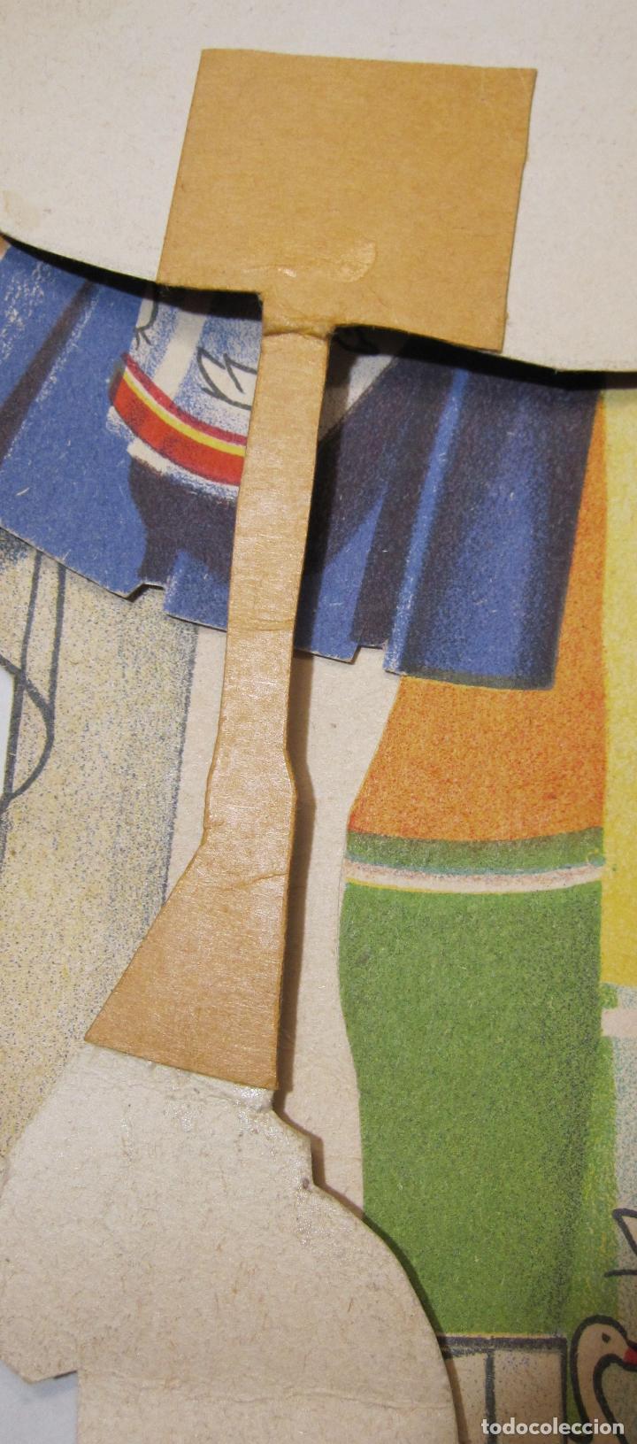 Coleccionismo Recortables: IMPORTANTE Y ANTIGUA COLECCIÓN DE MUÑECAS / MUÑECOS RECORTABLES. VESTIDOS. COMPLEMENTOS. VER FOTOS - Foto 68 - 228420055