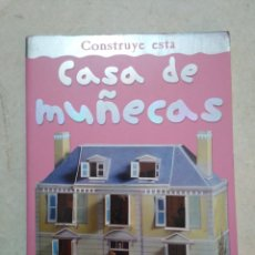Coleccionismo Recortables: CONSTRUYE ESTA CASA DE MUÑECAS, SUSAETA. Lote 256067370